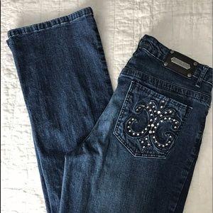 Ladies Tru Luxe Jeans